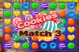 Cookies Match-3 thumb