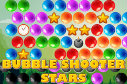 Bubble Shooter Stars thumb