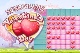 Nonograms Valentines Day thumb