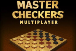 Master Checkers Multiplayer thumb