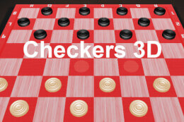 Checkers 3D thumb