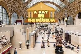 A Day in the Museum thumb
