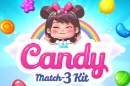 Candy Match 3 Kit thumb
