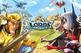 Lords Mobile - Kingdoms Wars thumb