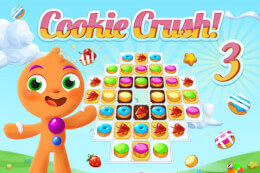 Cookie Crush 3 thumb