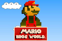 Mario Bros World thumb