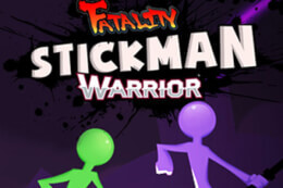 Fatality Stickman Warrior thumb