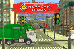 Real Garbage Truck thumb