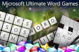 Microsoft Ultimate Word Games thumb