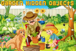 Garden Hidden Objects thumb