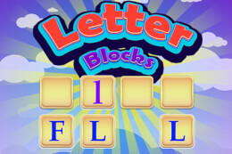 Letter Blocks thumb