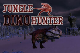 Jungle Dino Hunter thumb