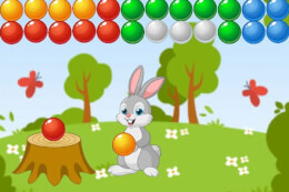 Bubble Shooter Bunny thumb