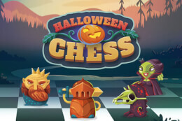 Halloween Chess thumb