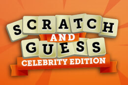 Scratch & Guess: Celebrity Edition thumb