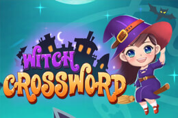 Witch Crossword thumb