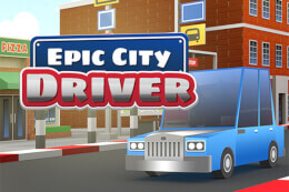 Epic City Driver thumb
