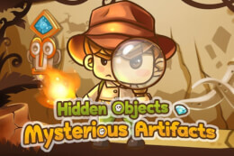 Hidden Object Mysterious Artifact thumb