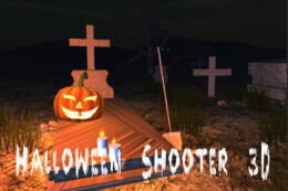 Halloween Shooter 3D thumb