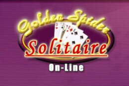 Golden Spider Solitaire On-Line thumb