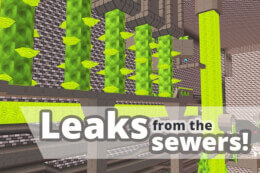 KOGAMA Leaks from the Sewers! thumb
