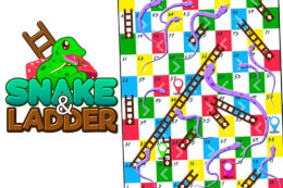 Snakes and Ladders: The Game thumb