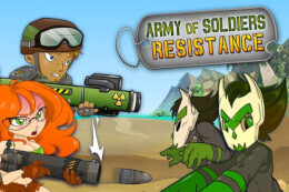 Army of Soldiers Resistance thumb