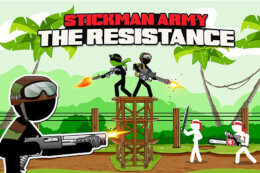 Stickman Army The Resistance thumb