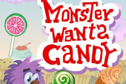 Monster Wants Candy thumb