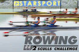 Rowing 2 Sculls Challenge thumb