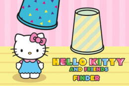Hello Kitty and Friends Finder thumb