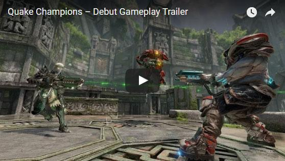 Sign Up for Quake Champions Beta Now!