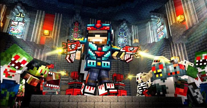Search for games like Pixel Gun 3D at Find Games Like