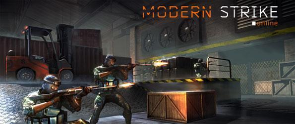 Modern Strike Online - Wield the most lethal weapons and fire away in Modern Strike Online.
