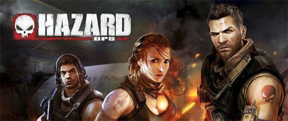 Hazard Ops - Immerse yourself in this genre defining game that's packed with action and intensity.