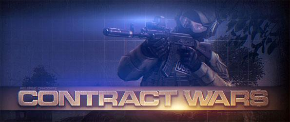 Contract Wars - Take on a contract and defeat your enemies in battle.