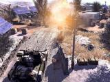 Tank shooting a shell in Call to Arms