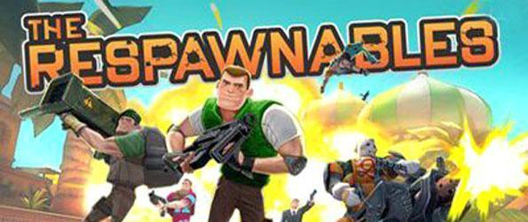Respawnables - Aim, Shoot and Respawn in this fun game Respawnables.