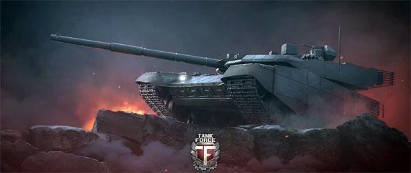 Tank Force - 3D Tank Armored combat at it's very beast.