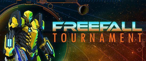 FreeFall Tournament - Enjoy a large open maps to the fullest in this unique third person shooter game that maximizes every space in the battleground.