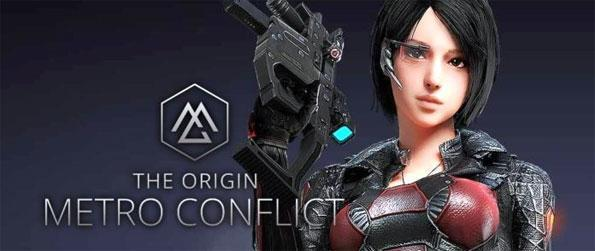 Metro Conflict:The Origin - An immersive First Person Shooter in the tradition of CounterStrike and Overwatch.