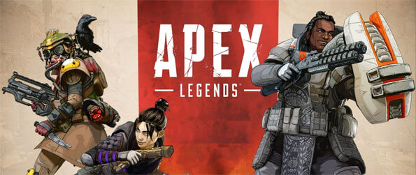 Apex Legends - Get hooked on this highly immersive game that elevates the battle royale genre to the next level.