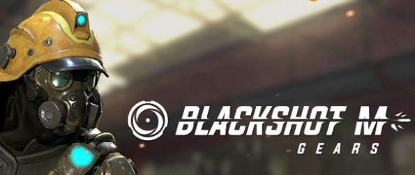 BlackShot M Gears - Head into the battlefield with your comrades and shoot your way to victory!