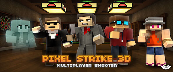 Pixel Strike 3D - Enjoy this exciting and fast-paced FPS that you'll be hooked on for hours upon hours.