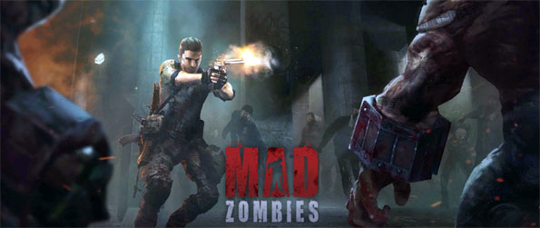 Mad Zombies - Enjoy this exceptional survival game that'll have you glued to your phone for hours upon hours.