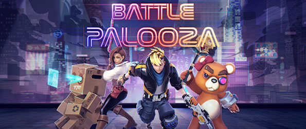Battlepalooza - Enjoy this absolutely stellar battle royale game in which there's never a dull moment.