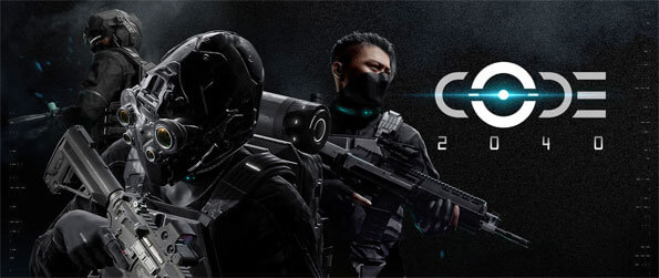 CODE2040 - Enjoy this epic battle royale game that stands out from the crowd in a variety of ways.