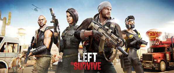 2020: Left to Survive - Enjoy this captivating game in which you must do your best to survive in a post-apocalyptic world that's crawling with the undead.