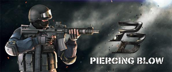 Piercing Blow - Enjoy this spectacular shooter game that goes back to the roots of the genre.