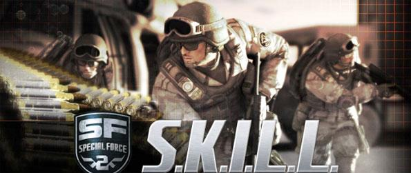 S.K.I.L.L. - Special Force 2 - Join in the blazing gunfights in this tactical MMOFPS game, S.K.I.L.L. - Special Force 2!